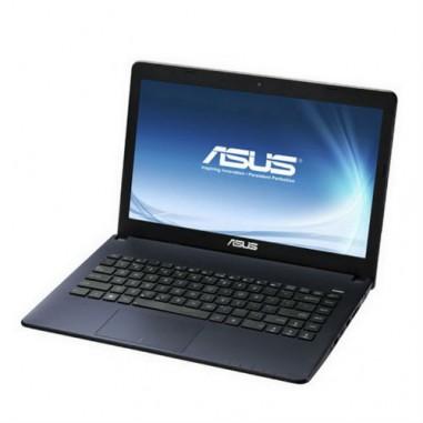 Notebook Asus X401U-WX011D, AMD C Series, 14``, 320 Gb, 2048 Mb, C60, Free DOS